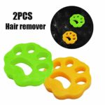 Reusable Floating Pet Fur Catcher Cleaning Ball Hair Catcher for Household Tool