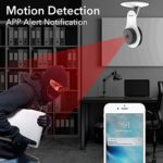 WiFi Wireless Security Camera with Motion Detection