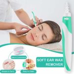 Portable Ear Wax Removal Kit Upgraded Version Suitable for Kids & Adults