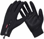 COTOP Outdoor Windproof Work Cycling Hunting Climbing Sport Smartphone Touchscreen Gloves for Gardening