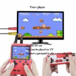 Gamepad and 800mAh Rechargeable Battery Retro Mini Game Player