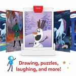 Olaf & Watch them Come to Life- See Movie Scenes Before it's in Theatres - For iPad and Fire Tablet (Base Required)