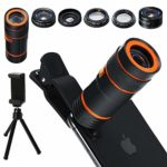 Cell Phone Camera Lens Kit