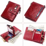 Small Womens Purses Leather (red)