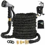 Flexible Expanding Magic Hose With Multi Spray Watering Gun /Storage Bag/Hose Hanger