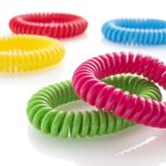 Midge & Other Flying Insects - Each Mosquito Repellent Bracelet Protects You For Up To 250 Hours!
