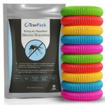 TravPack® Mosquito Bands (x10) – Natural Insect Repellent