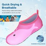 Children Toddler Anti-Slip Beach Shoes Quick-Dry Aqua Shoes