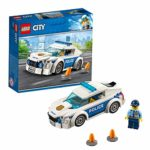 LEGO 60239 City Police Police Patrol Car Car Toy with Policeman Minifigure