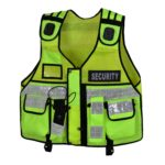 Hi Viz Tactical Vest Enforcement