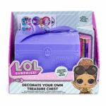 L.O.L. Surprise! 42-0043 Decorate Your Own Jewellery Chest
