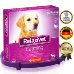 Adjustable Calming Collar for Dogs with Appeasing Effect – Dog Anxiety Relief – Anti-Anxiety Collar with Long-Lasting Calming Effect for Dogs of All Sizes