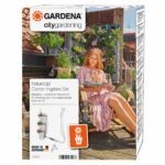 Gardena Natureup! Corner Watering Set Tap: Watering System for up to 12 Plants